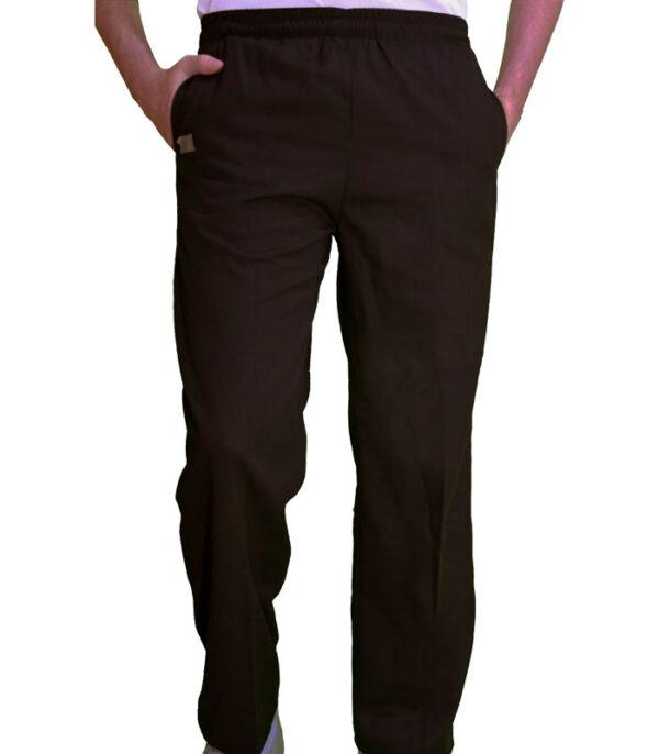 Pantalón Chef Negro