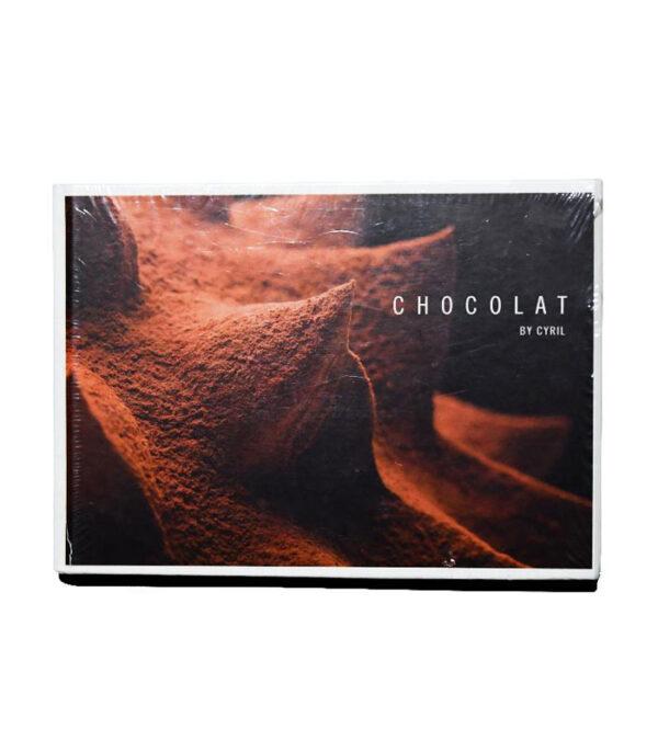 Libro Chocolat by Cyril